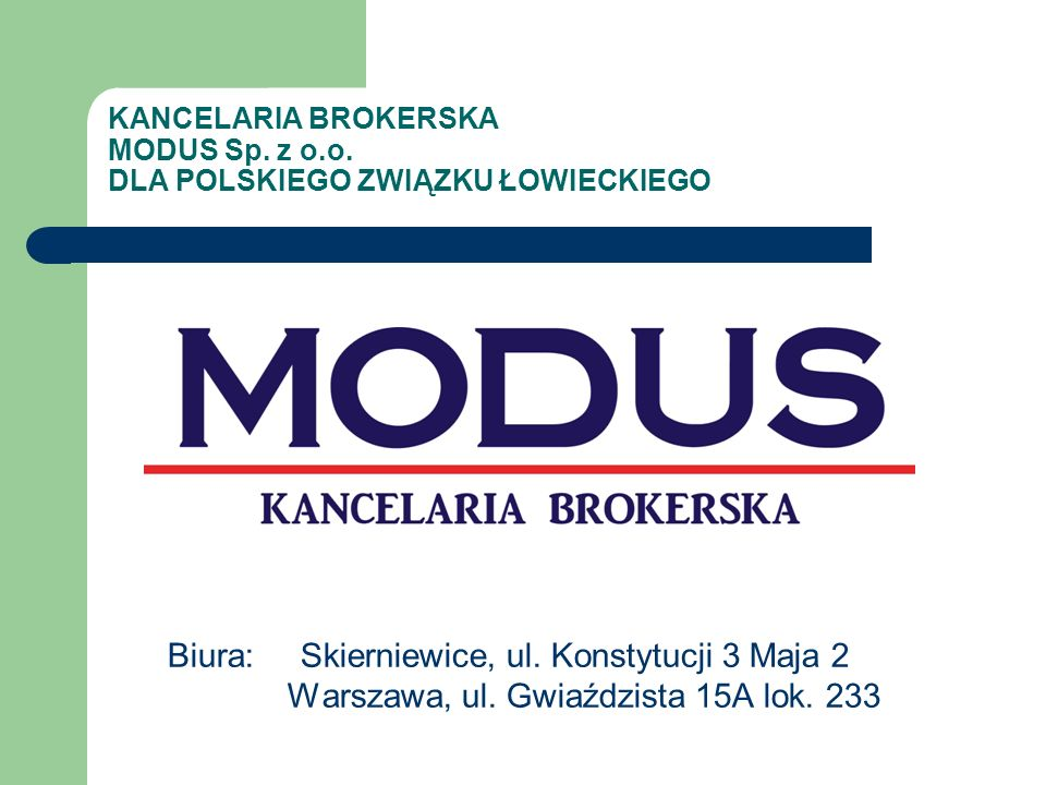 PROGRAMY UBEZPIECZENIOWE W ramach naszej współpracy z PZŁ obecnie są realizowane następujące projekty: 1.