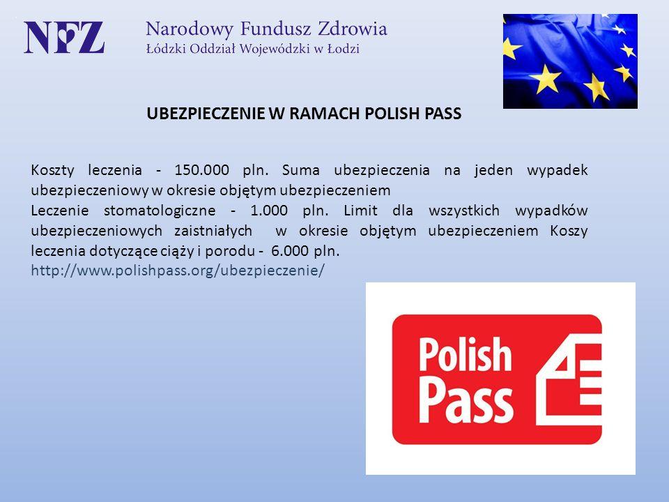 Koszty leczenia - 150.000 pln. Suma ubezpieczenia na jeden wypadek ubezpieczeniowy w okresie objętym ubezpieczeniem Leczenie stomatologiczne - 1.000 p