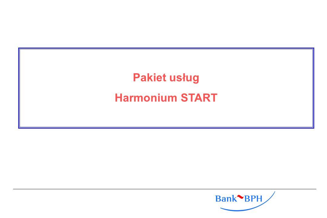 Pakiet usług Harmonium START