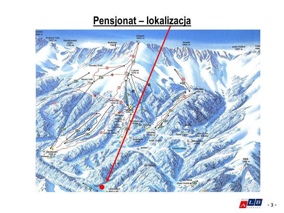 - 14 - Demanovska Dolina Demanova należy do najbardziej znanych ośrodków turystycznych i sportowo- rekreacyjnych Słowacji.