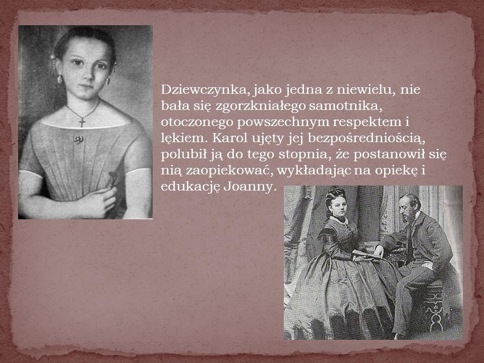Dziewczynka, jako jedna z niewielu, nie bała się zgorzkniałego samotnika, otoczonego powszechnym respektem i lękiem.