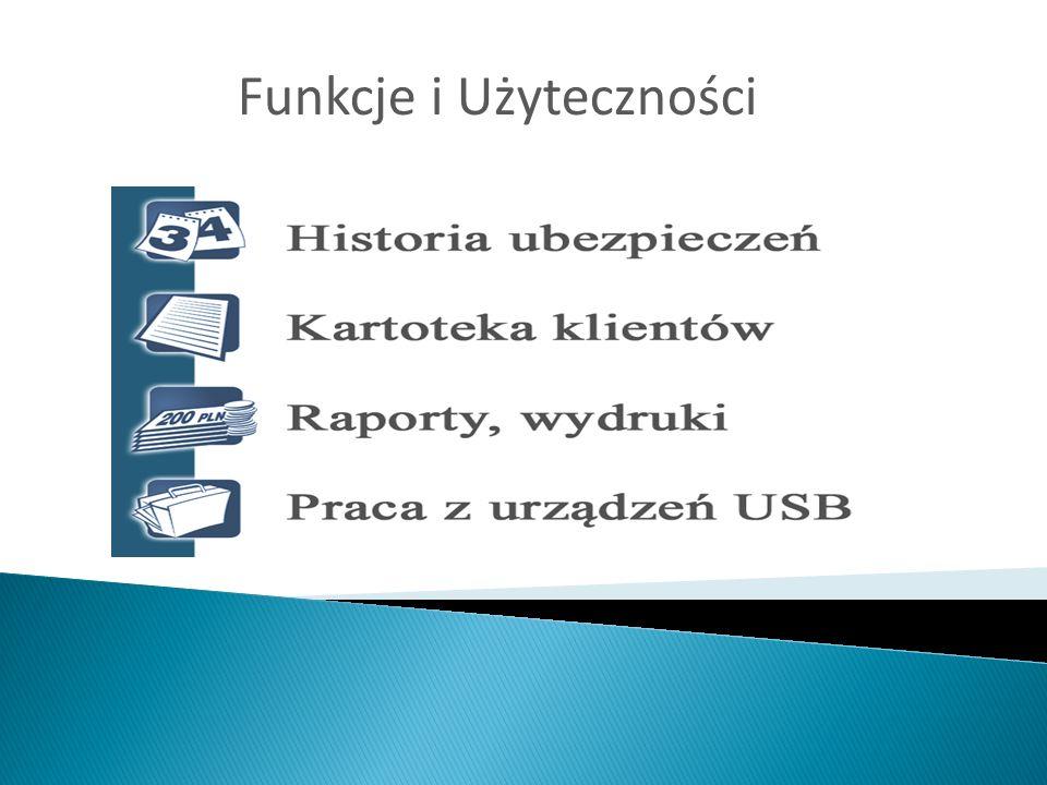 Funkcje i Użyteczności