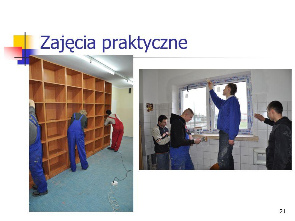 Zajęcia praktyczne 21
