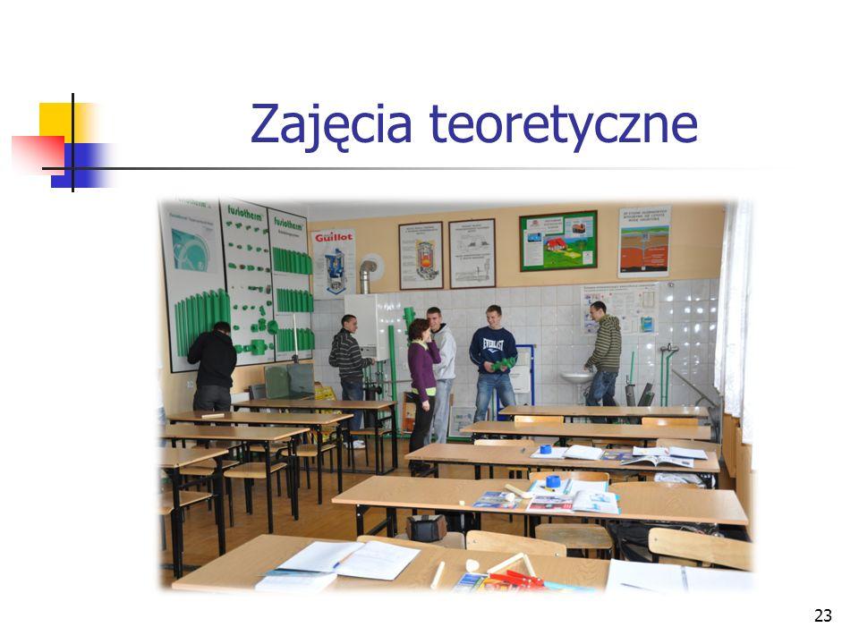Zajęcia teoretyczne 23