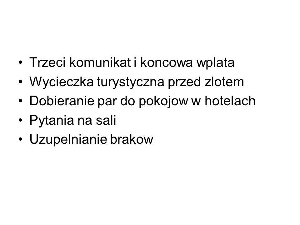 Kadra - Harcerze Komendant Wyprawy Choragwi Harcerzy– hm.