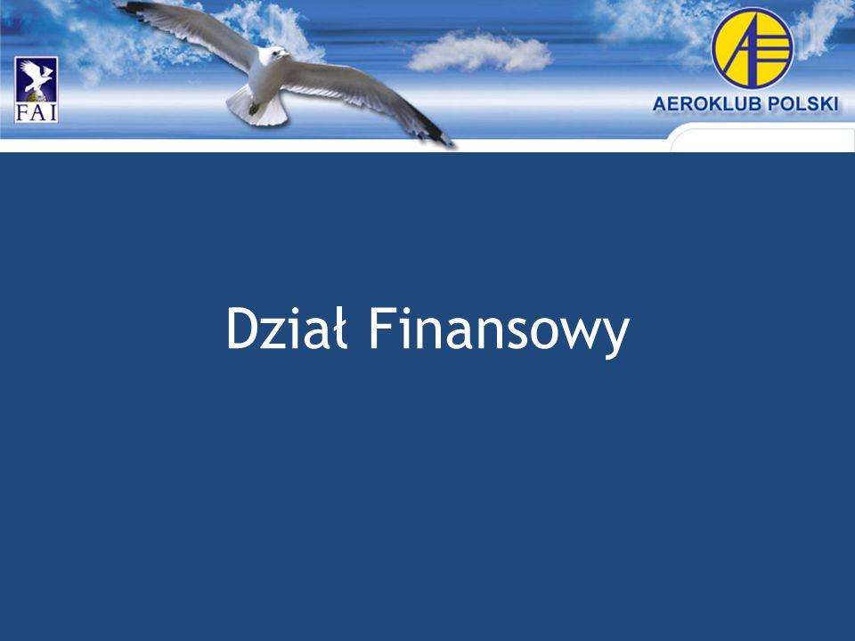 Dział Finansowy