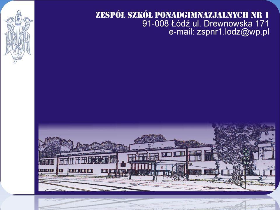 ZSP nr 1 w Łodzi RODZIC PARTNEREM W SZKOLE ZAWODOWEJ