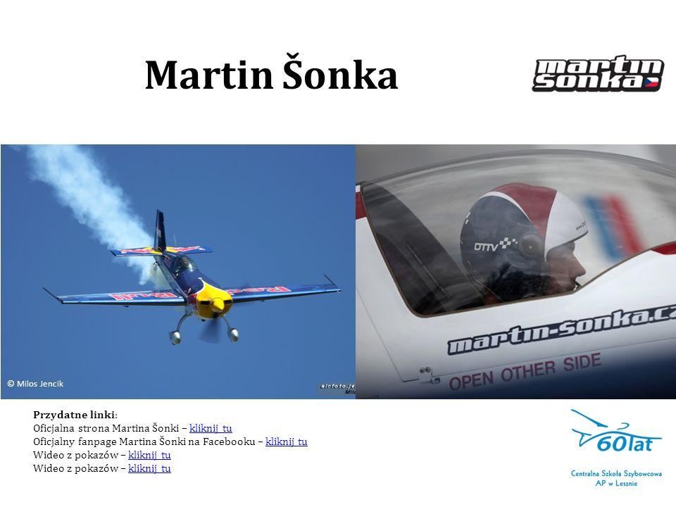 Przydatne linki: Oficjalna strona Martina Šonki – kliknij tukliknij tu Oficjalny fanpage Martina Šonki na Facebooku – kliknij tukliknij tu Wideo z pok