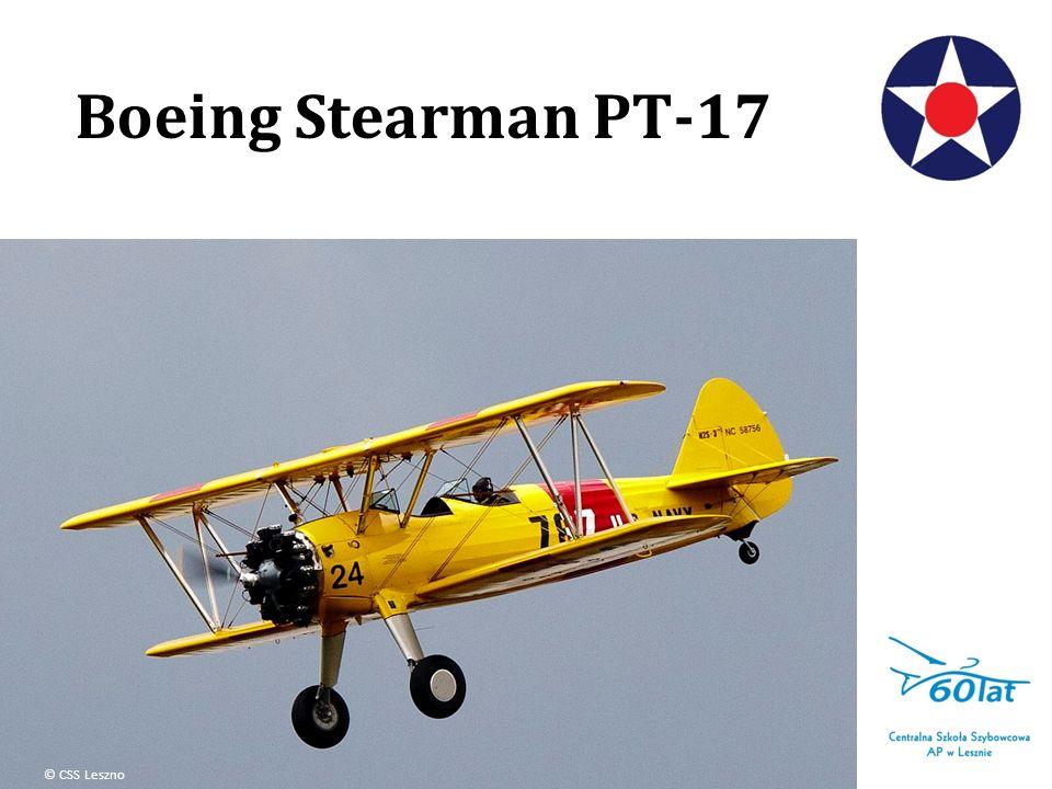 Boeing Stearman PT-17 © CSS Leszno