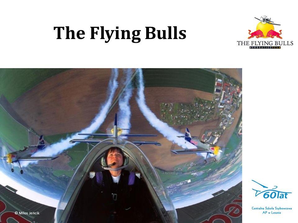 The Flying Bulls Liderka grupy Flying Bulls mówi o sobie: jestem zwykłą gospodynią domową, tylko z dziwnym hobby.