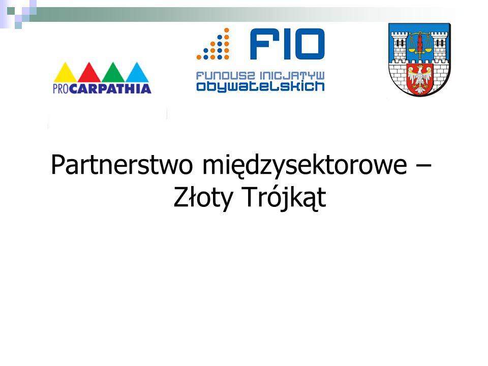 Partnerstwo międzysektorowe – Złoty Trójkąt