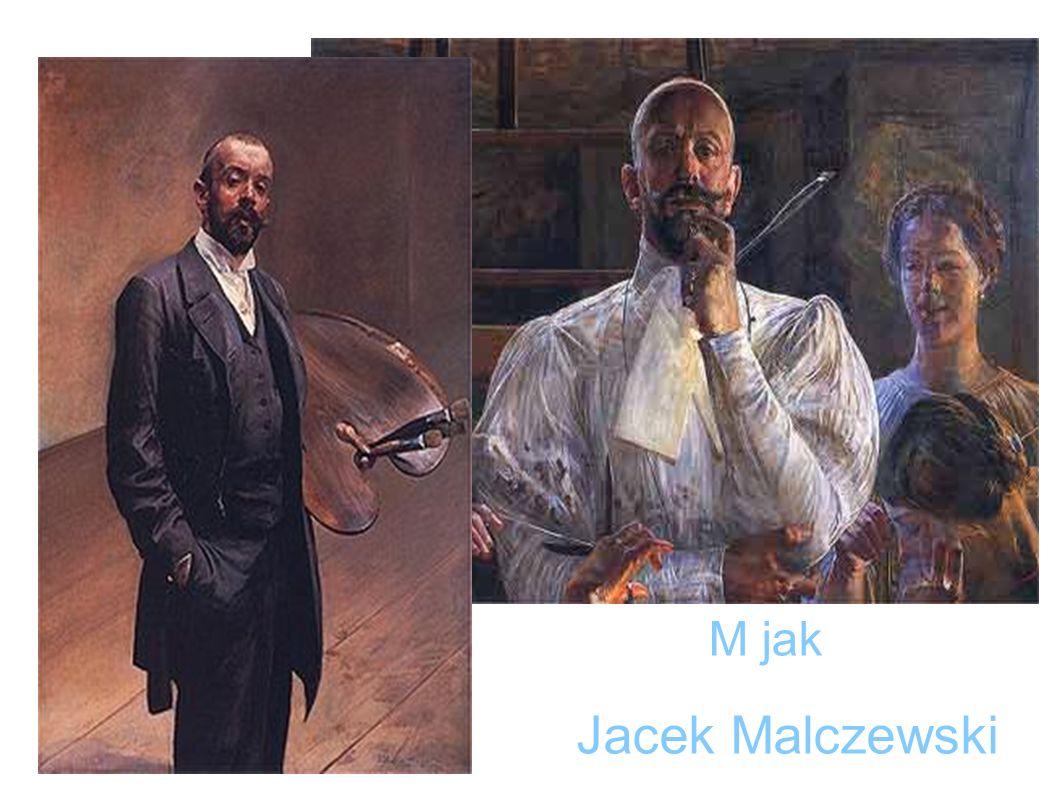 Jacek Malczewski M jak