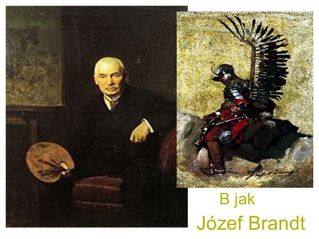B jak Józef Brandt