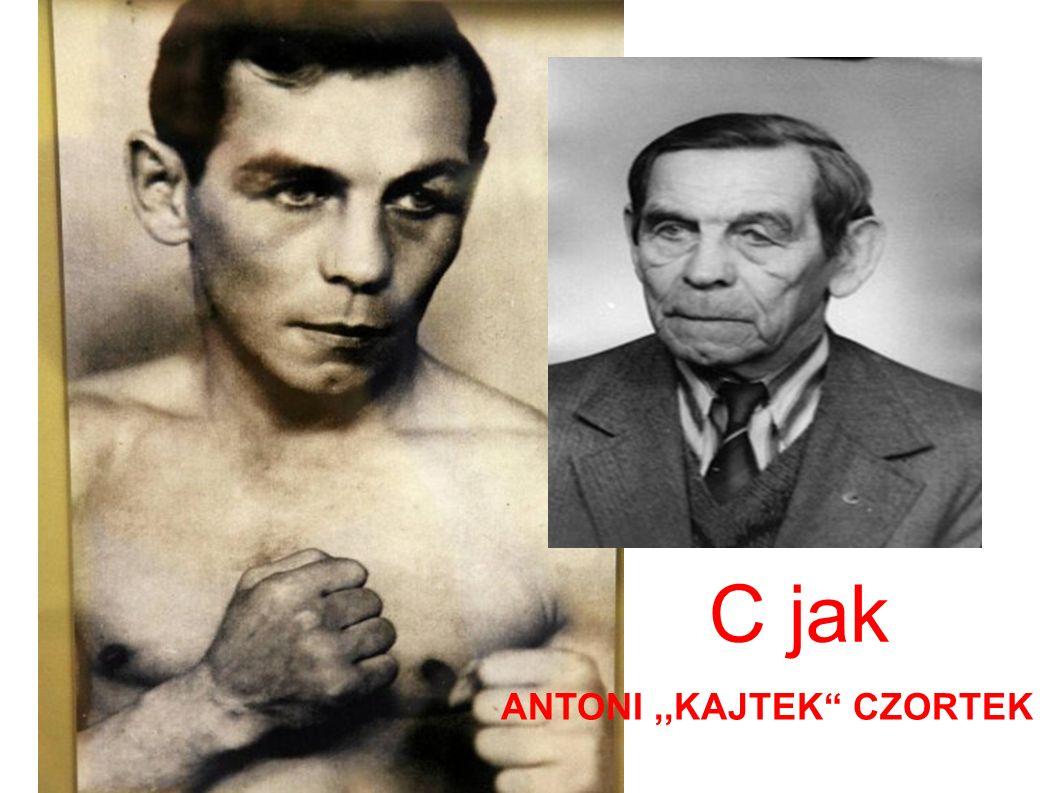 Ignacy Ewaryst DASZEK Daszyński D jak