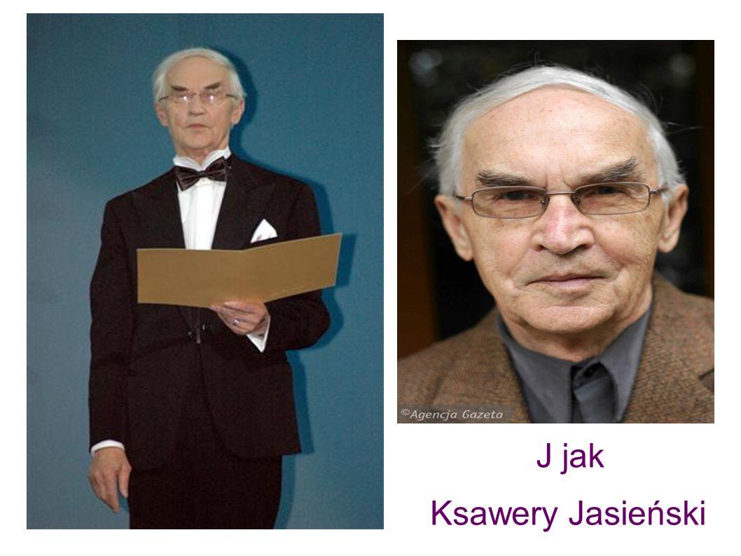 J jak Ksawery Jasieński