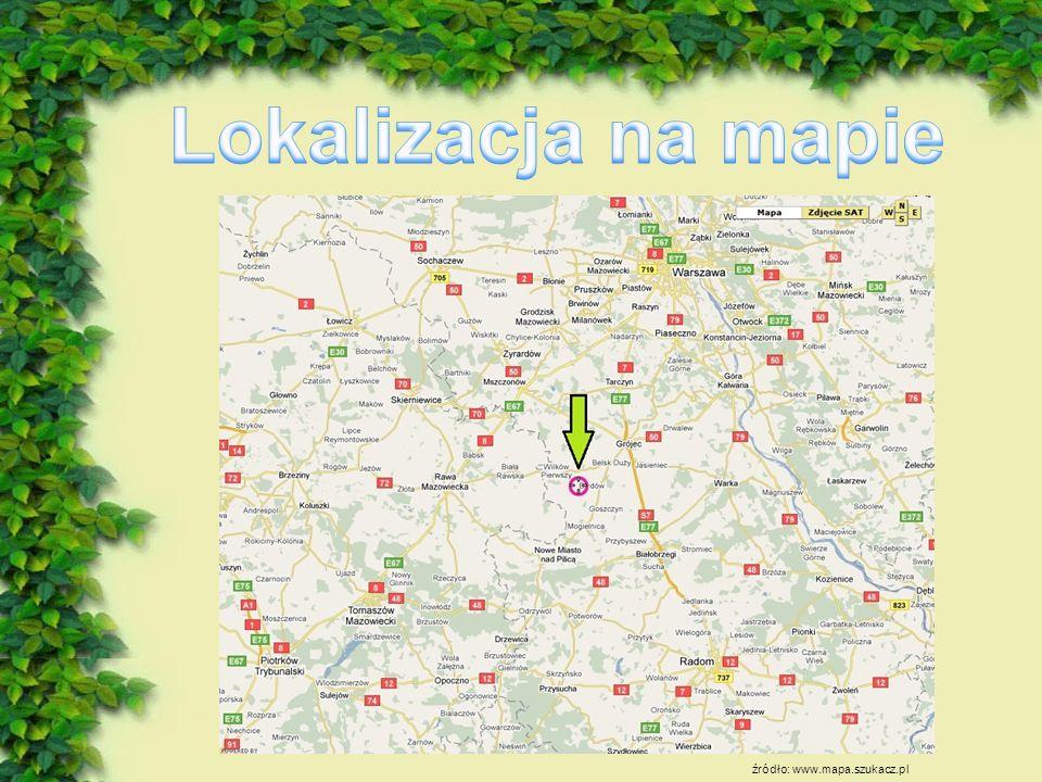 Błędów to malownicza kraina położona w centralnej Polsce, w południowo- zachodniej części województwa mazowieckiego w powiecie grójeckim. źródło: www.