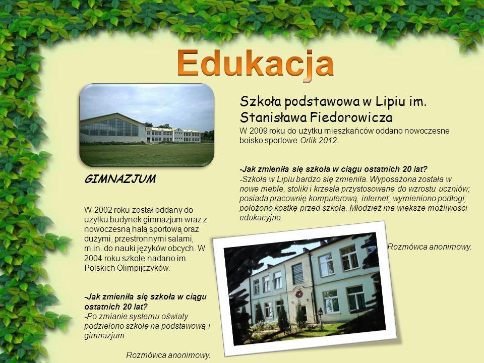 Strona internetowa Gminy Błędów: Pytania do wójta i jego odpowiedzi źródło: www.bledow.pl