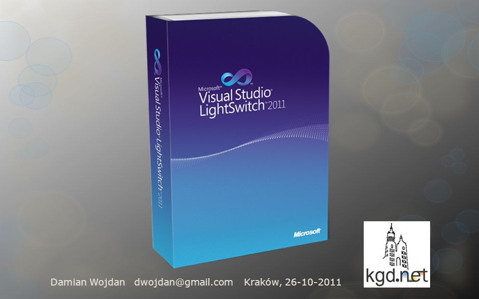 22 http://msdn.microsoft.com/pl-pl/lightswitch http://visualstudiogallery.msdn.microsoft.com/site/search?f%5B 0%5D.Type=VisualStudioVersion&f%5B0%5D.Value=VSLS&f%5 B0%5D.Text=Visual%20Studio%20LightSwitch Galeria Visual Studio: LightSwitch Developer Center: http://www.microsoft.com/visualstudio/en-us/lightswitch Strona produktu: http://code.msdn.microsoft.com/windowsdesktop/Contoso- Construction-9f944948 Przykładowa aplikacja – Contoso Construction: