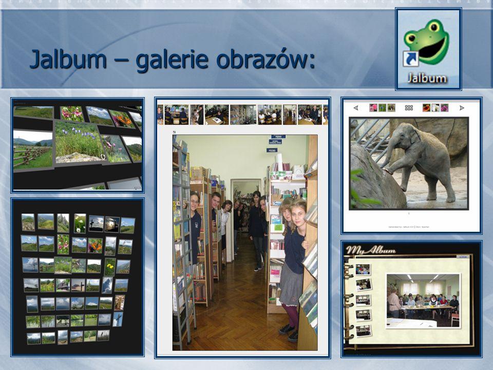 Jalbum – galerie obrazów: