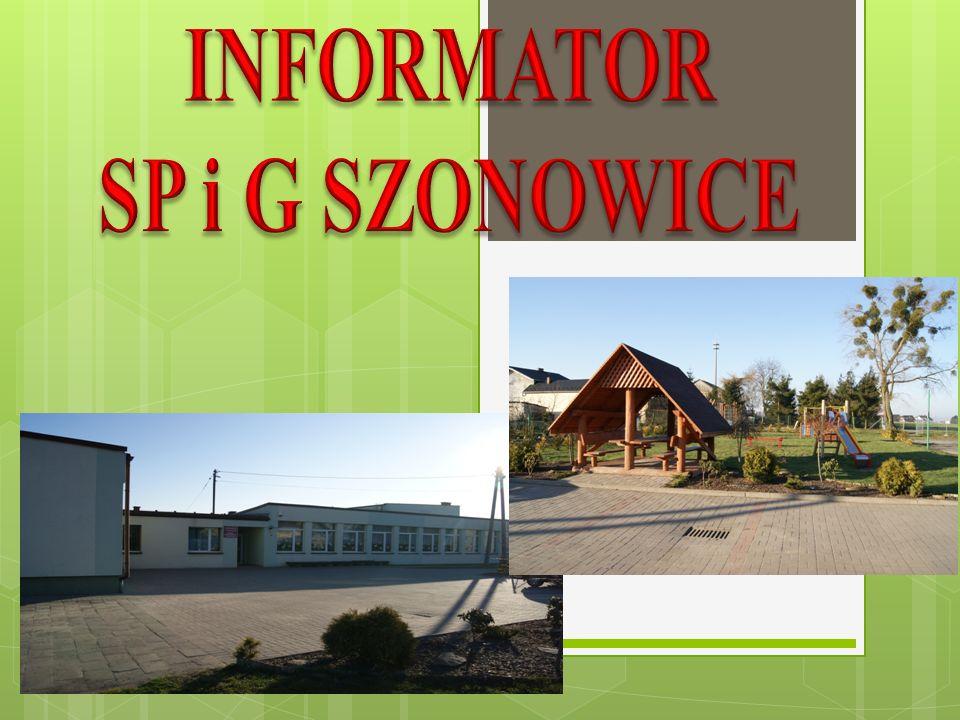 Szkoła Podstawowa i Gimnazjum w Szonowicach prowadzone jest przez Parafialne Towarzystwo Oświatowe w Gamowie ADRES SZKOŁY: SZKOŁA PODSTAWOWA I GIMNAZJUM W SZONOWICACH UL.