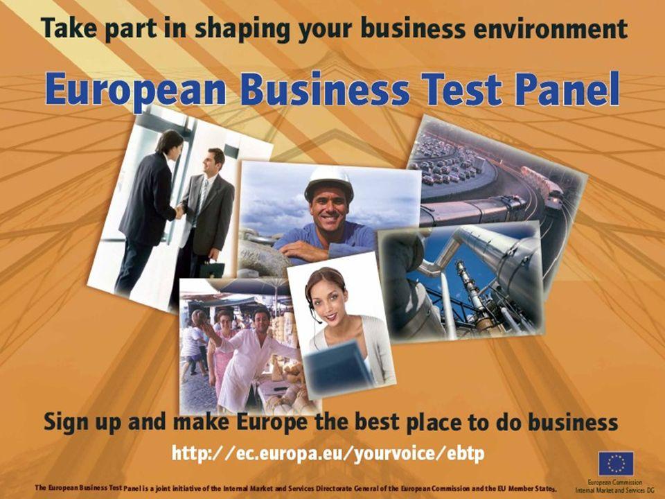 EBTP Zapraszamy przedsiębiorstwa do EBTP! Dowiedz się o głównych unijnych inicjatywach zanim decyzje zostaną podjęte! Miej wpływ na kształtowanie otoc