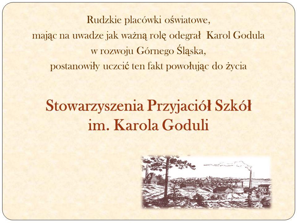 Stowarzyszenia Przyjació ł Szkó ł im.