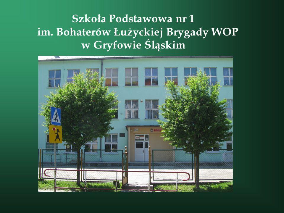 Szkoła Podstawowa nr 1 im. Bohaterów Łużyckiej Brygady WOP w Gryfowie Śląskim