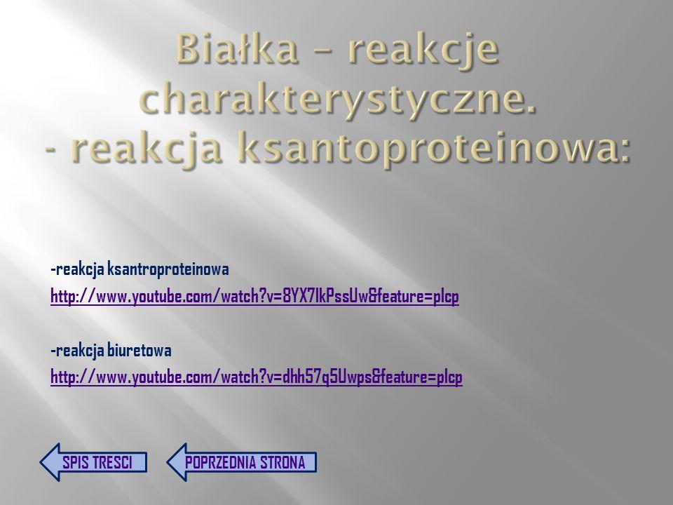 http://www.youtube.com/watch?v=EvoM-FT5UwI&feature=plcp SPIS TRESCIPOPRZEDNIA STRONA