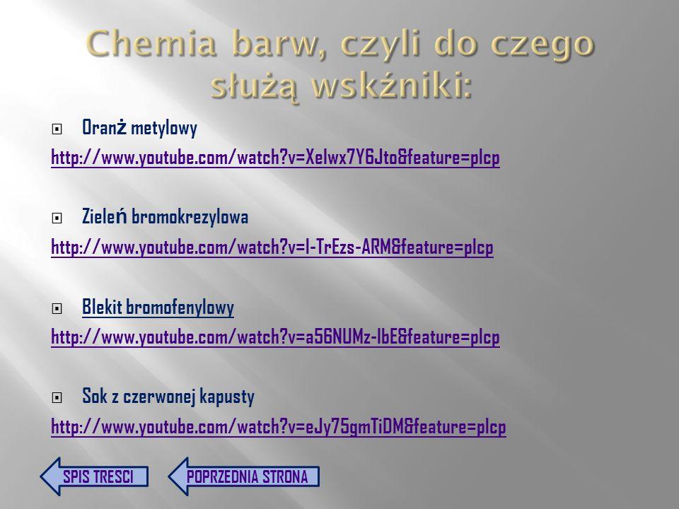-metale+kwas - http://www.youtube.com/watch?v=EcFlDHpeIfE&feature=plcp http://www.youtube.com/watch?v=EcFlDHpeIfE&feature=plcp -sól+kwas http://www.yo