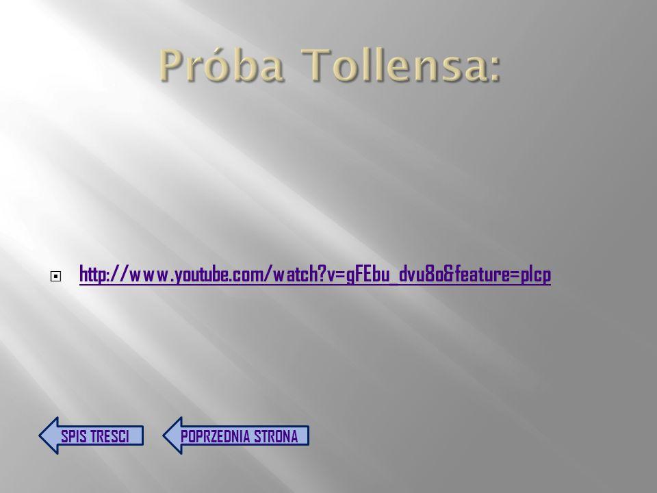 Oran ż metylowy http://www.youtube.com/watch?v=XeIwx7Y6Jto&feature=plcp Ziele ń bromokrezylowa http://www.youtube.com/watch?v=l-TrEzs-ARM&feature=plcp