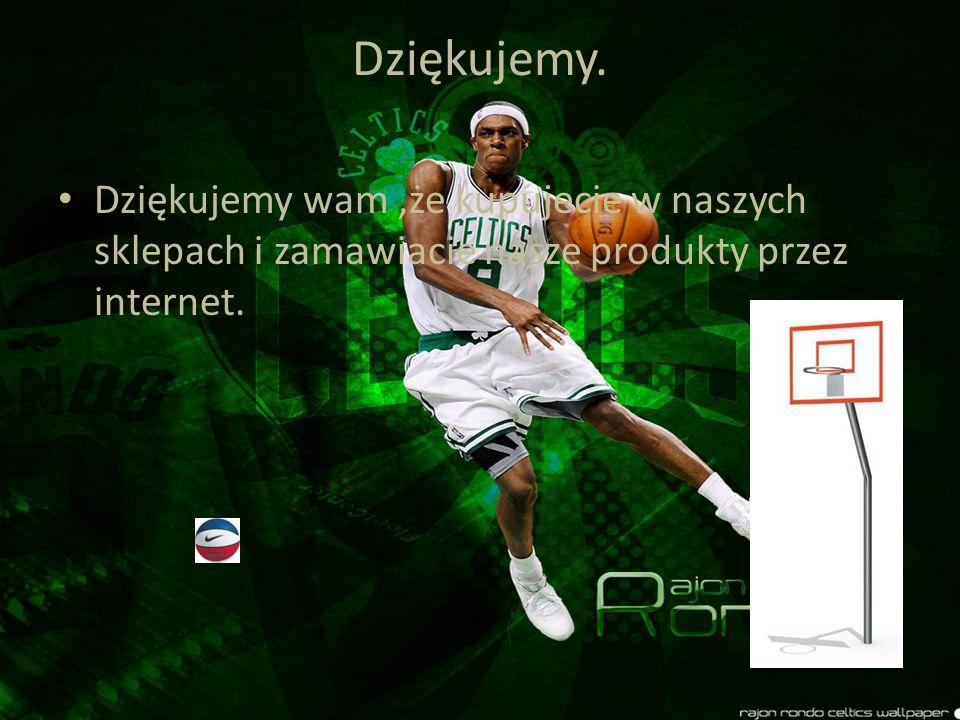 Partnerstwa: Oficjalna strona NBA- www.nba.comwww.nba.com Strona dostarczająca do naszej firmy gry video- www.nba2ksports.comwww.nba2ksports.com BYŁY