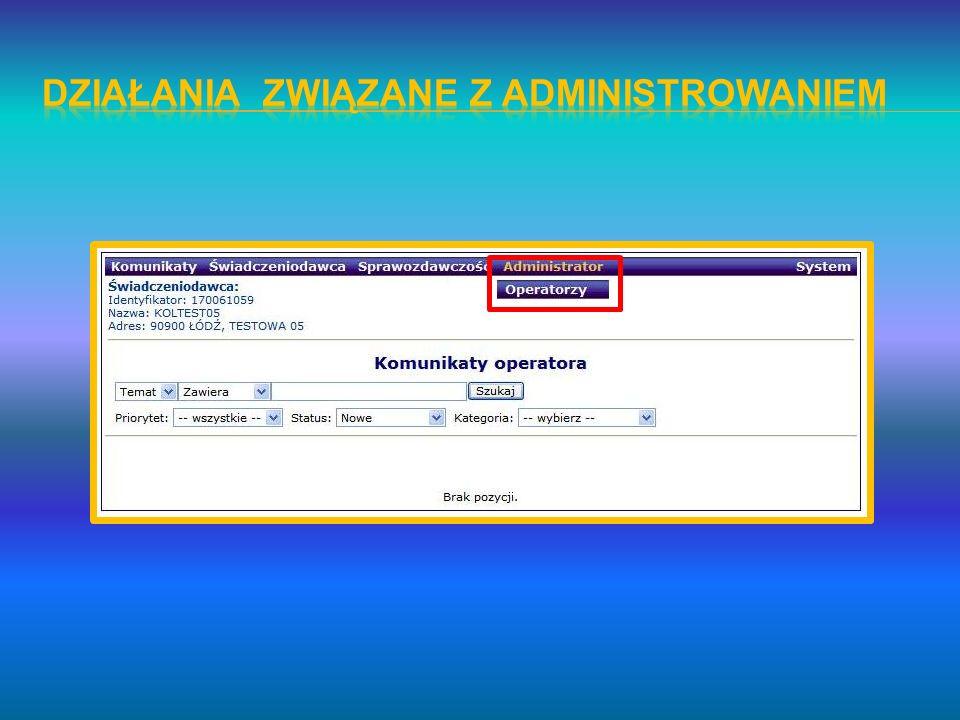 Telefony: (042) 275-48-55 lub 275-48-56 Fax: (042) 275-48-55 lub 275-48-59 E-mail: wmnud5-nfz-lodz.pl Opracowanie: Wydział ds.
