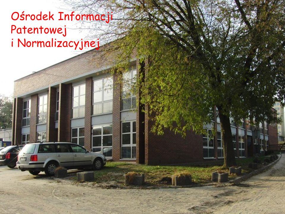 Ośrodek Informacji Patentowej i Normalizacyjnej