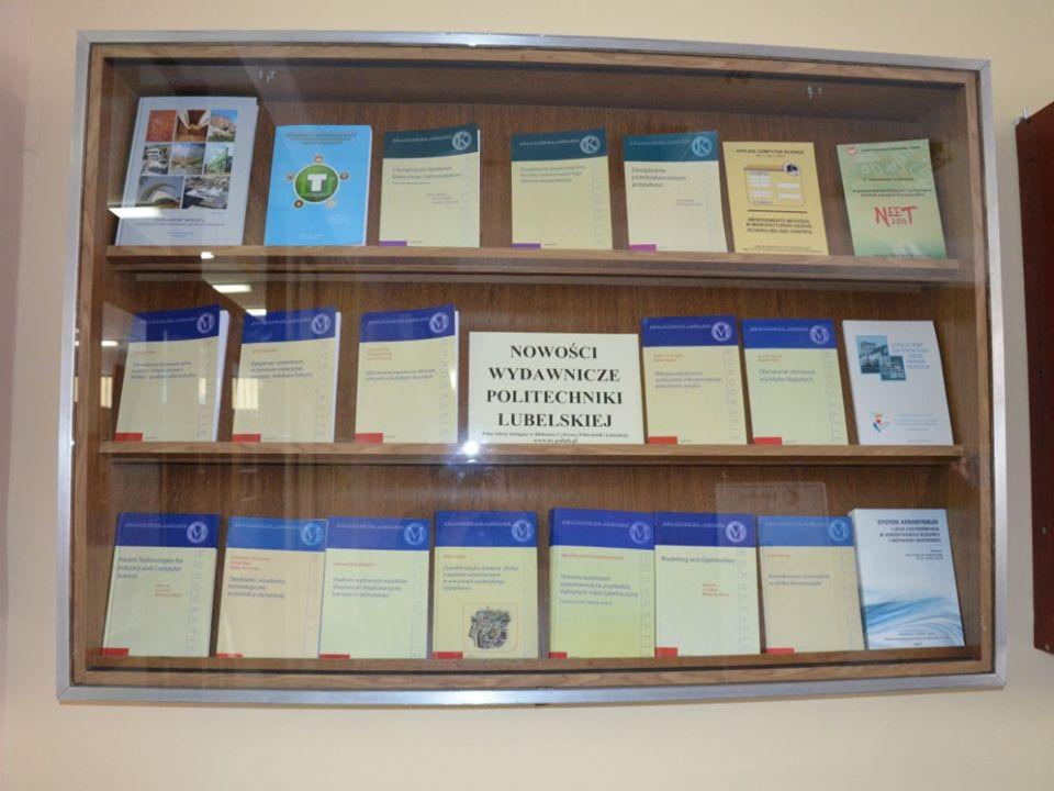 Biblioteka Wydziału Elektrotechniki i Informatyki