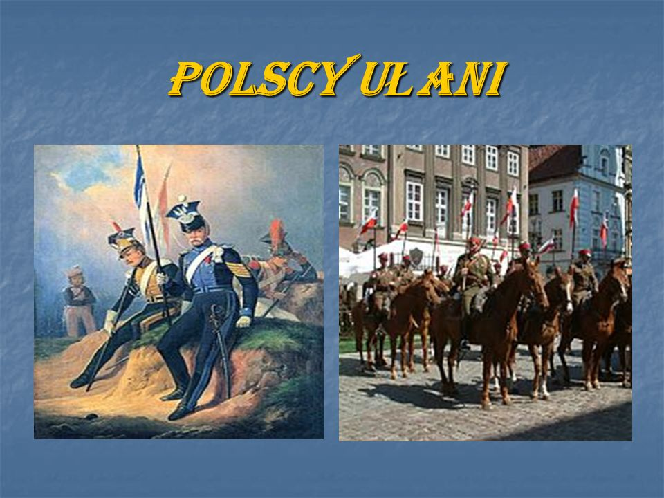 POLSCY U Ł ANI