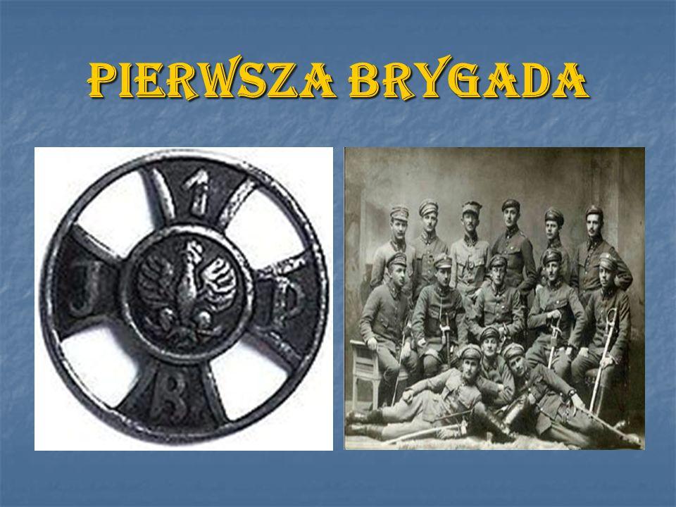 PIERWSZA BRYGADA