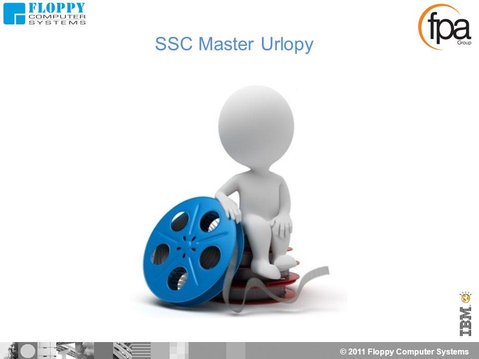 © 2011 Floppy Computer Systems SSC Master Urlopy