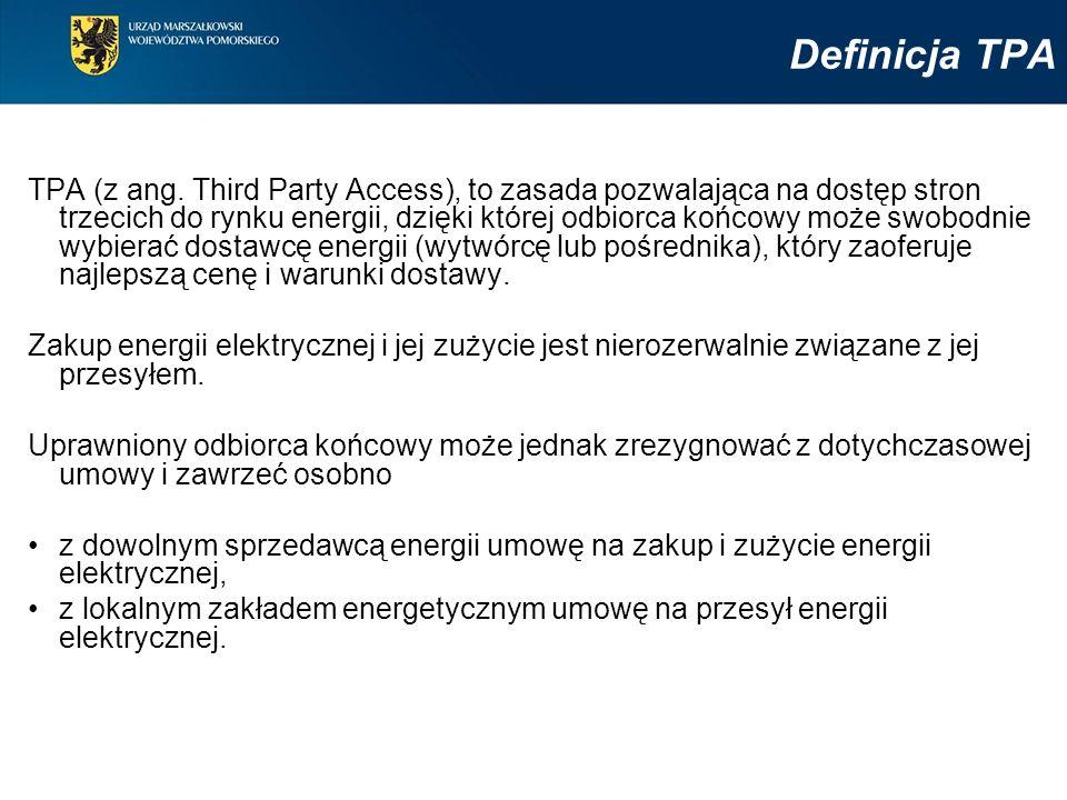 Definicja TPA TPA (z ang.