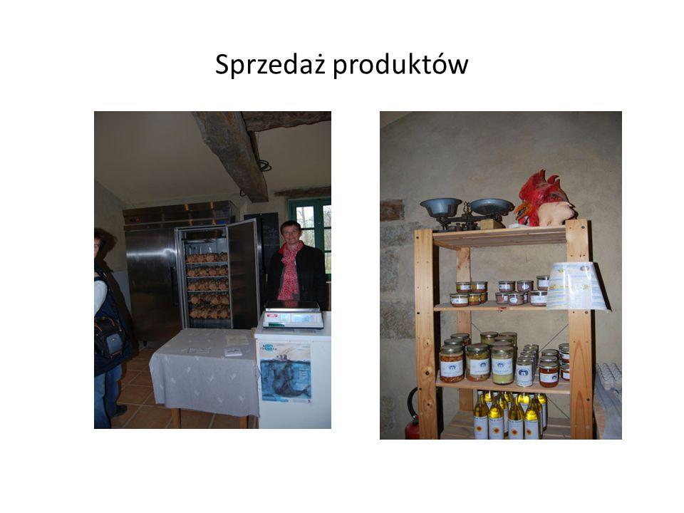 Sprzedaż produktów