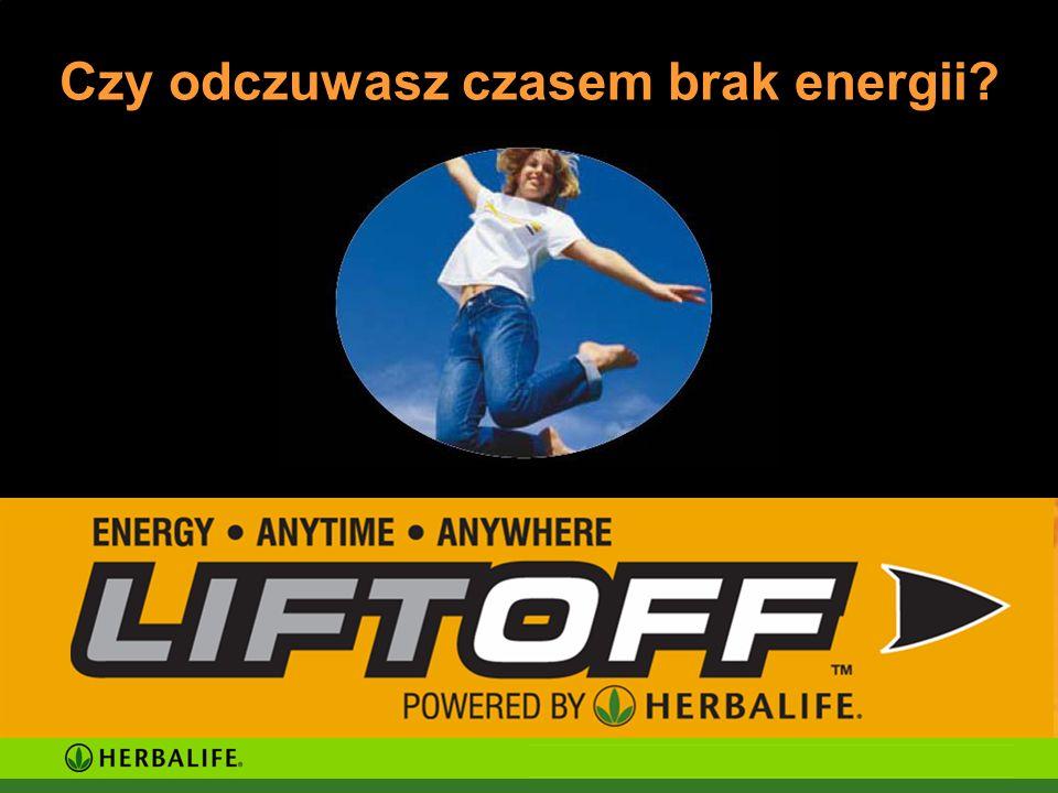 LIFTOFF TM WSPIERA ROZWÓJ SPRZEDAŻY! Nowy Musujący Napój Energetyzujący!