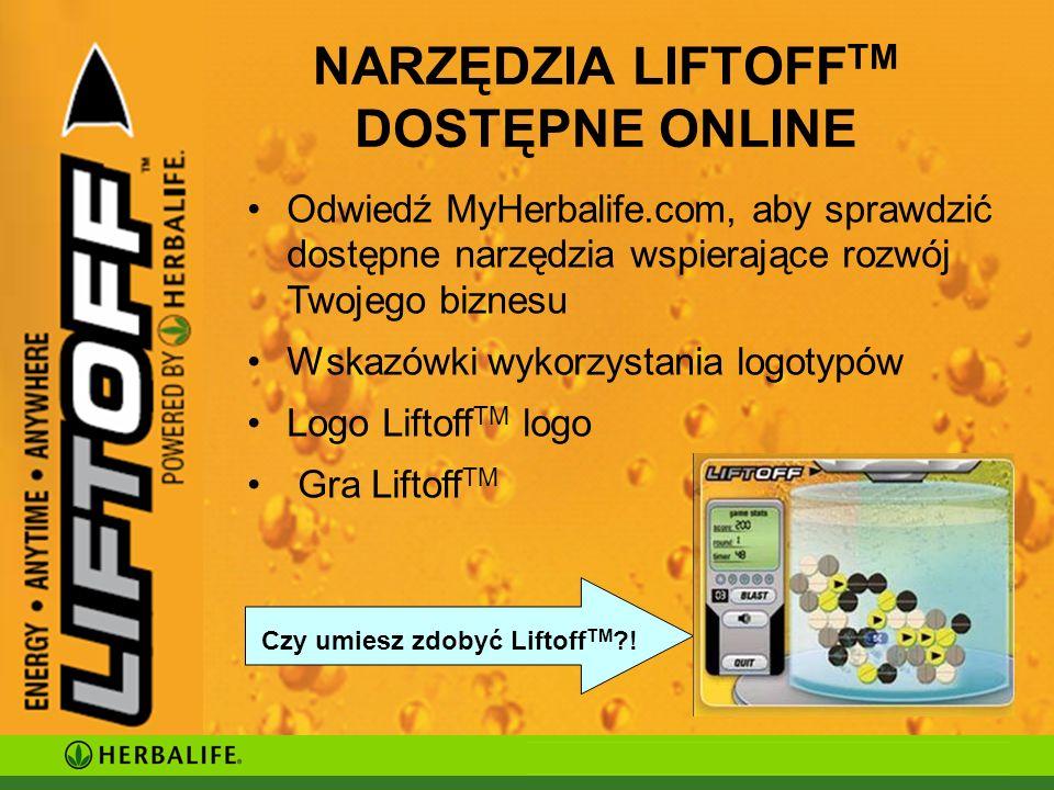 NARZĘDZIA LIFTOFF TM DOSTĘPNE ONLINE Czy umiesz zdobyć Liftoff TM ?.