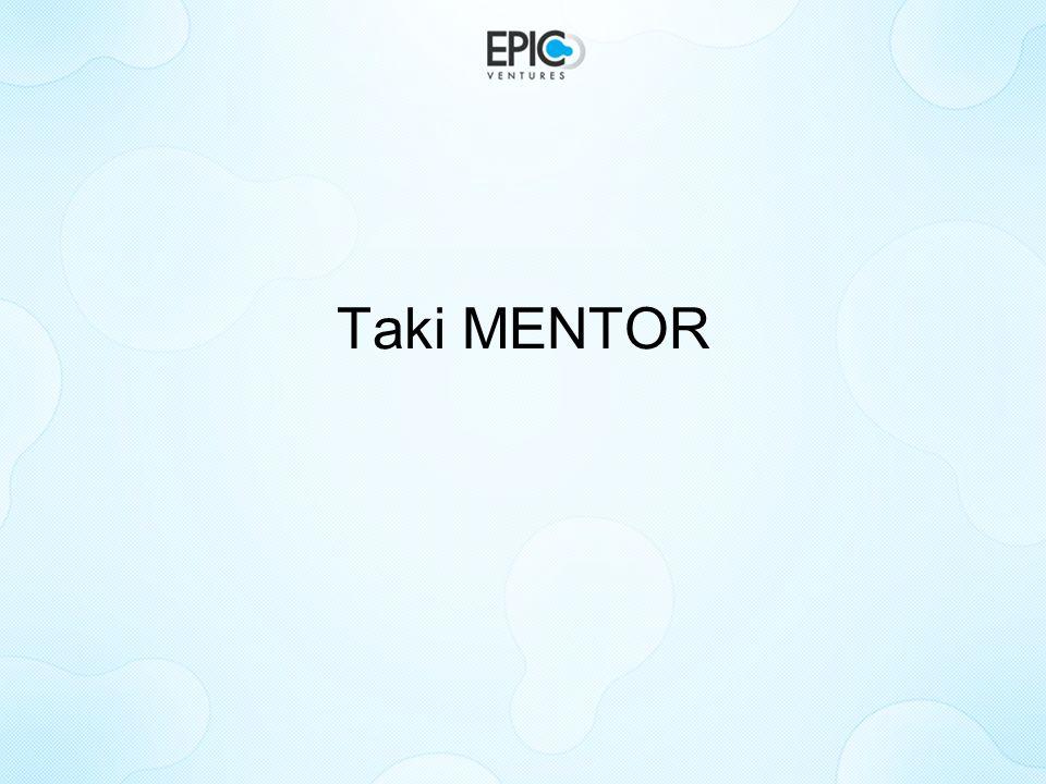 Epic Ventures – doradztwo dla startupów internetowych...ale również Pozyskiwanie inwestora/wspólników do projektu Spotkania z inwestorami Negocjacje warunków umowy