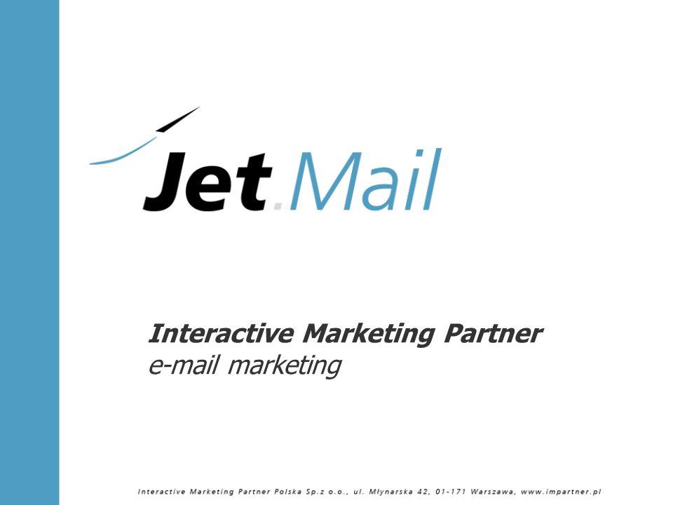 Interactive Marketing Partner e-mail marketing