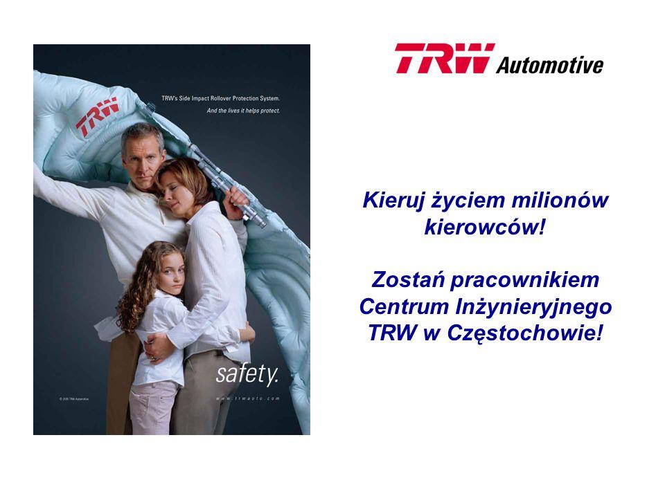 Prezentacja dla kandydatów do Centrum Inżynieryjnego TRW Polska Sp.