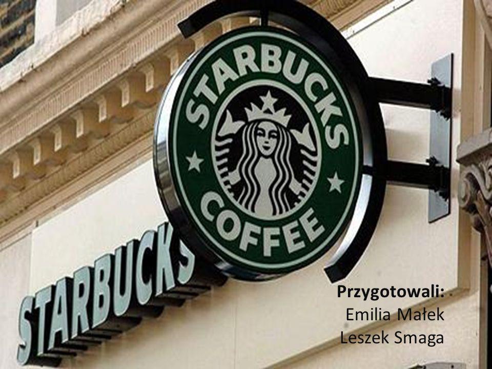 Kilka faktów Największa sieć kawiarni kawowych na świecie Założona została w 1971 w Seattle działająca w 57 krajach Liczba lokali 18,887 (2011) Szeroka ekspansja w USA W 1996 roku otworzona pierwszą kawiarnię poza Ameryką Północną-w Tokio.