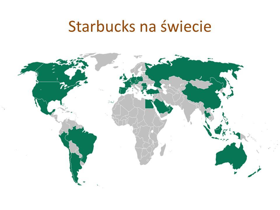 Starbucks w Polsce Wejście na polski rynek w 2009 roku 20 kawiarni Prawa do otwierania i prowadzenia kawiarni Starbucks Coffee w Polsce posiada firma AmRest Coffee