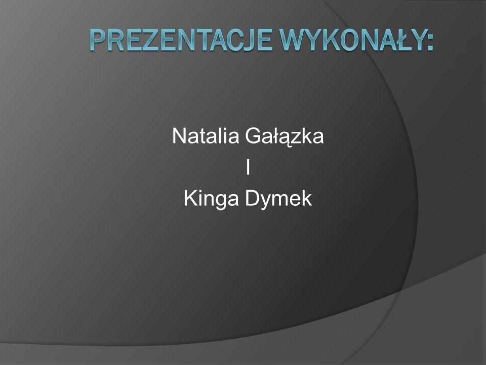Natalia Gałązka I Kinga Dymek