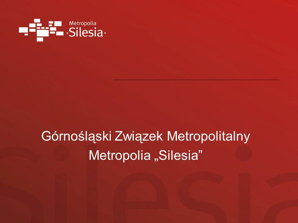 Górnośląski Związek Metropolitalny Metropolia Silesia