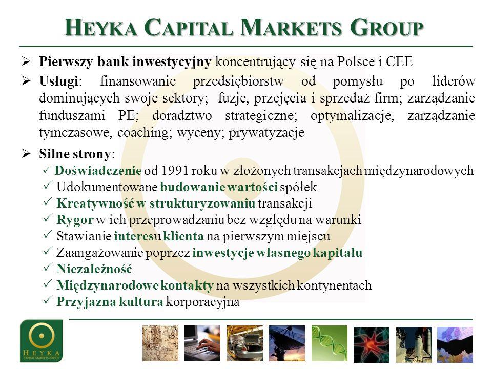 R YNEK W YKUPÓW W CE Źródło: TheCentre for Management Buy-out Research