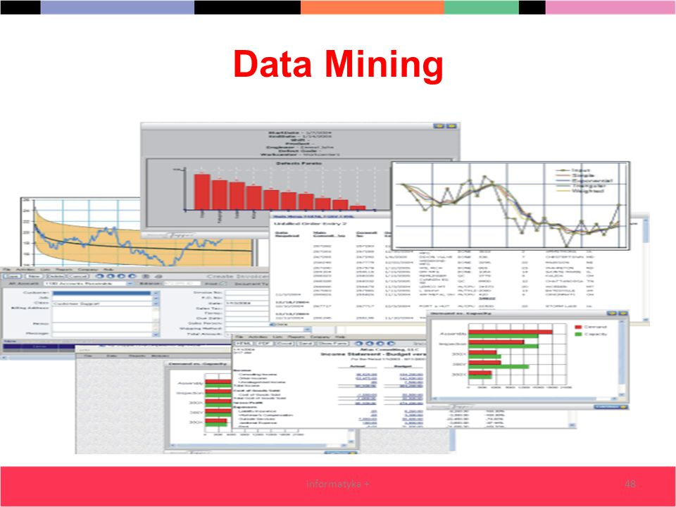Data Mining informatyka +48